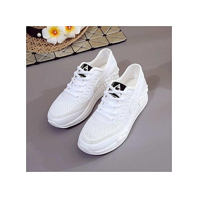 Zant WoHommes 's Fashion Sneakers Sport Casual Comfortable Breathable Comfortable Casual Running Shoes White à prix pas cher    Jumia Maroc 76367a