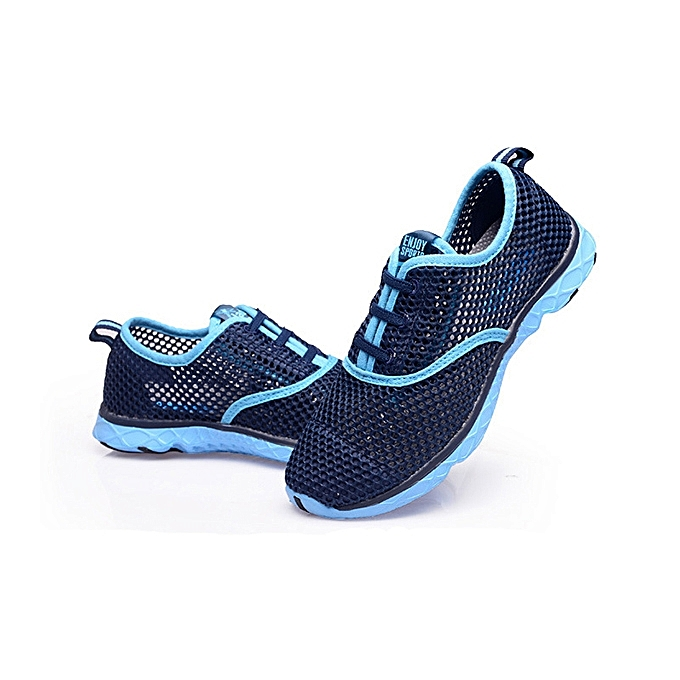 Fashion Unisex Sport Outdoor Water chaussures Breathable Comfortable Casual Mesh Hollow Out chaussures à prix pas cher    Jumia Maroc