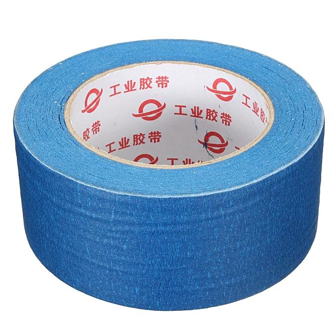 UNIVERSAL Rolls bleu Fineline Bodyshop Detailing Clean Peel UV Resistant Masking Tape à prix pas cher