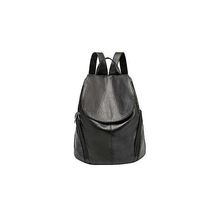 Generic Correponde 2017 Delicate Personality Wild Simple Soft cuir Décontracté Bucket Shoulder sac à prix pas cher