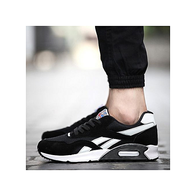 Other Men's Breathable Sports Jogging chaussures air cushion chaussures à prix pas cher