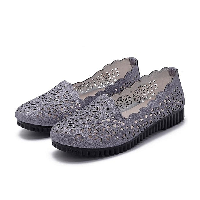 Fashion Fashion WoHommes  Summer Old Beijing Hollow Out Casual Breathable Breathable Casual Flats Loafer Shoes à prix pas cher  | Jumia Maroc ca7eeb