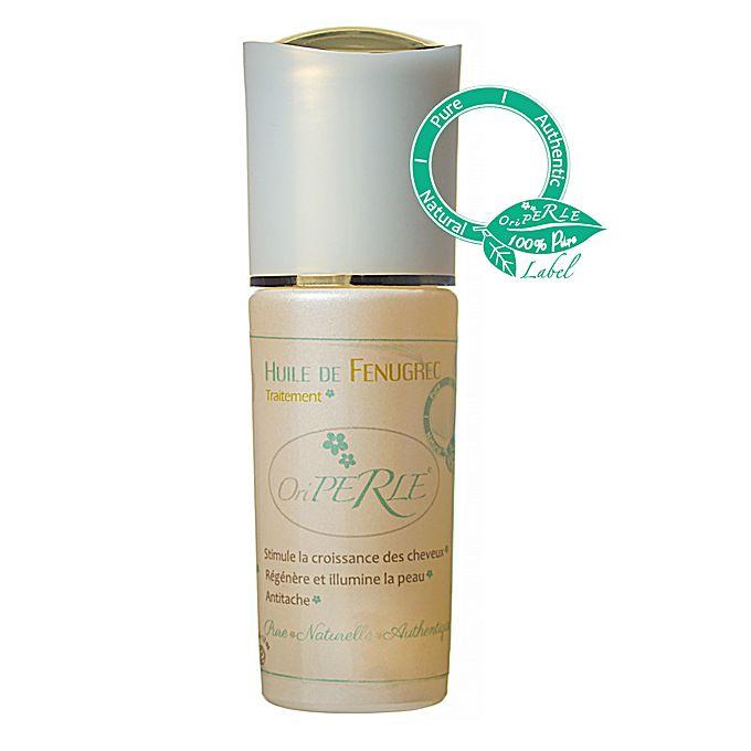 Huile de Fenugrec - 50 ml | Huiles végétales et