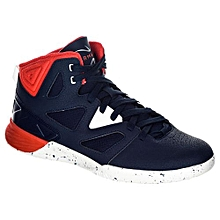 best sneakers fd41e a5654 CHAUSSURE BASKETBALL POUR ADULTE H F DEBUTANT BLEU BLANC ROUGE