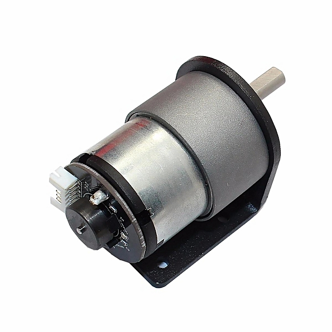 UNIVERSAL 37-520 Encode Motor With Bracket 12V 320rpm à prix pas cher