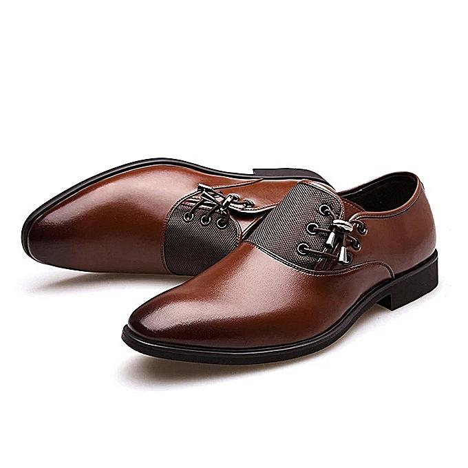 Generic Chaussures Pour Hommes haute finition et haute qualité cuir 100% Tendance 2019 à prix pas cher    Jumia Maroc