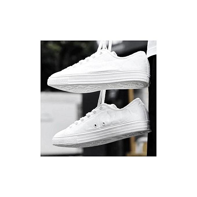 Fashion Xiaomi Mija Uleemark     Casual Creative DIY Paper Sports White Hiking Shoes Sneakers à prix pas cher  | Jumia Maroc 887975