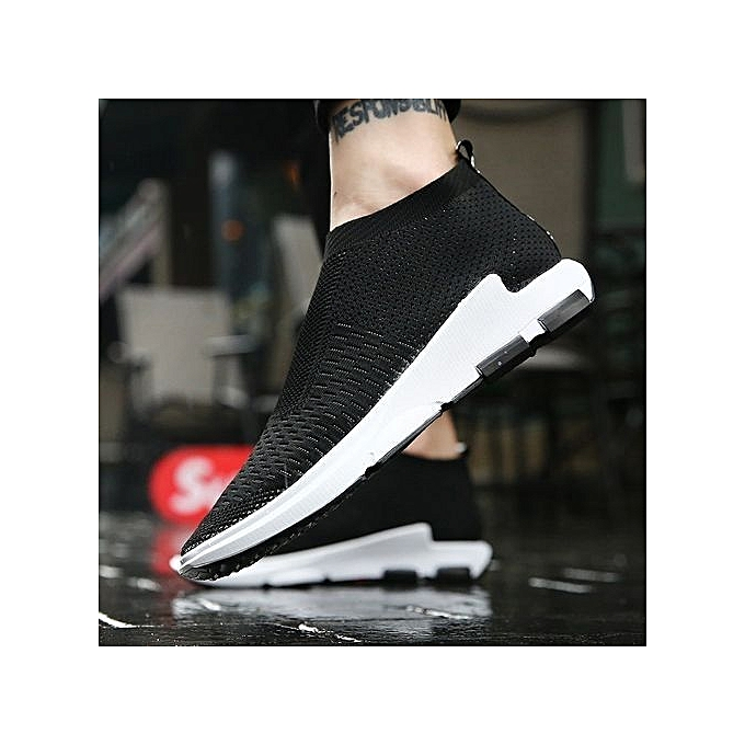 Fashion Men's 2018 New Low Top Running chaussures baskets High Quality Casual chaussures à prix pas cher