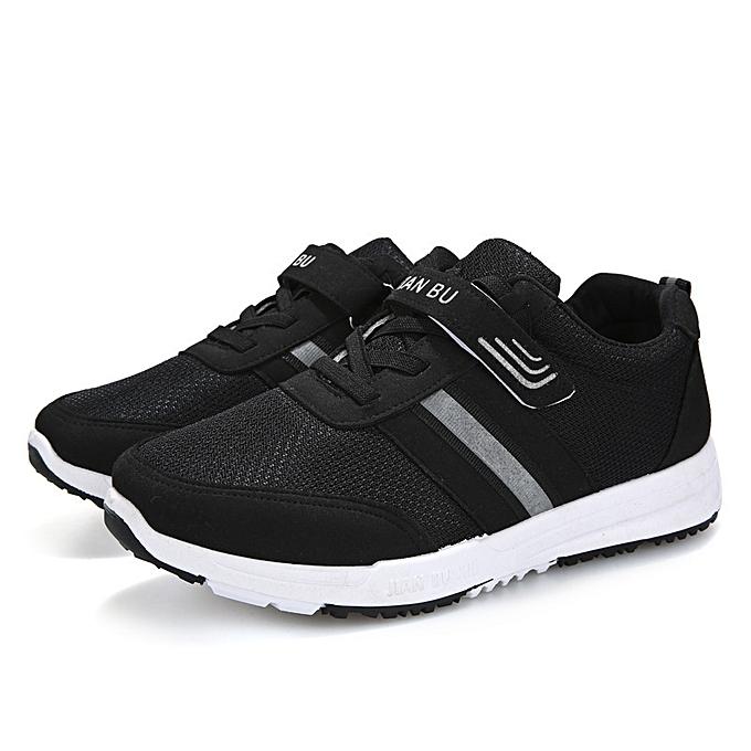 Fashion Fashion sports hommes and femmes chaussures loose chaussures noir à prix pas cher    Jumia Maroc