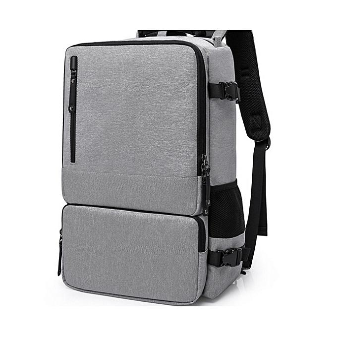 OEM Refined Hommes Messenger Laptop Décontracté Shoulder sac Functional femmes voyage  sac à prix pas cher