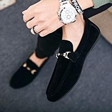 f9965cb1f Nouvelles chaussures décontractées marée de la mode masculine de la mode de  la pois-noir