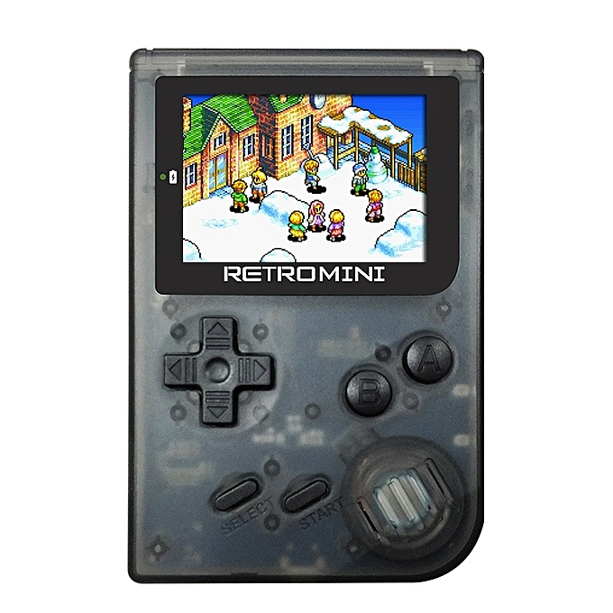 UNIVERSAL RS-90 Retro Mini GBA Handheld Game Console, 2.0 inch Screen, Built-in 36 Kinds GBA Games, Support TF à prix pas cher
