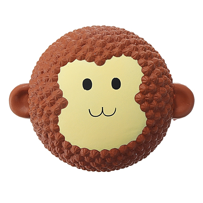 UNIVERSAL Squishy Monkey Cake 15cm Scented SFaible Rising Packaging Collection Gift Decor à prix pas cher