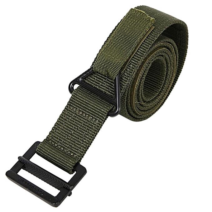 Other Men's CQB  Combat Rescue Rigger  Duty Belt noirHAWK Outdoors Nylon Tactical Belt à prix pas cher