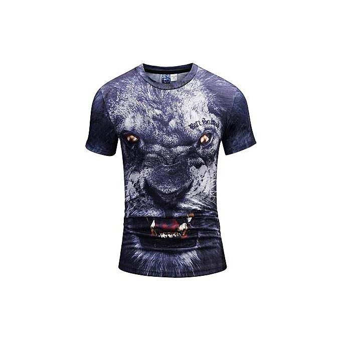 GeneAfrica Mens T Shirts à prix pas cher