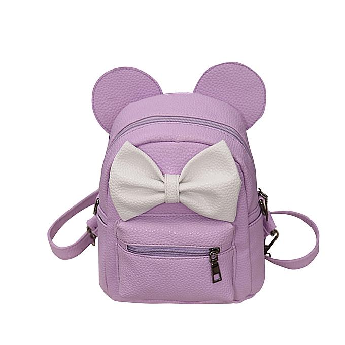 mode whiskyky store 2017 nouveau Mickey sac à dos Female Mini sac Wohommes sac à dos -As shown à prix pas cher
