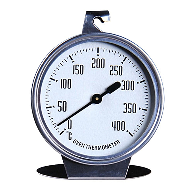 Other Rowellshop Home Food Meat Dial Stainless Steel Oven Thermometer Temperature Gauge (argent) LJMALL à prix pas cher