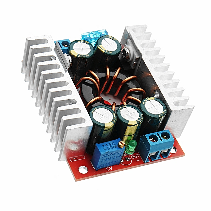 UNIVERSAL 15A Synchronous Rectified Buck Adjustable Input 4-32V To Output 1.2-32V Step Down Converter Module à prix pas cher