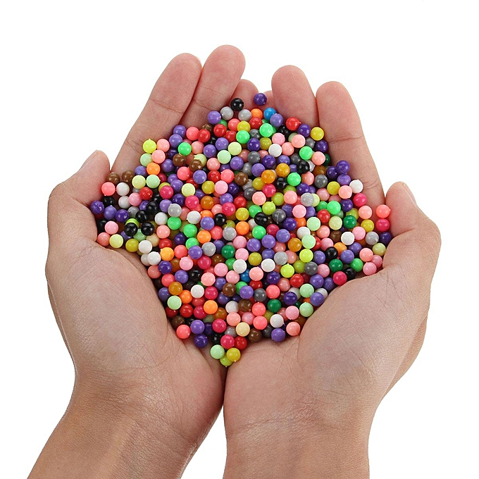 OEM Le Vieil Arbre 6500 Pcs 30 Couleur Aqua Recharge Eau Fusible Jigsaw Perles Art DIY Artisanat Jouets Enfant Cadeau à prix pas cher