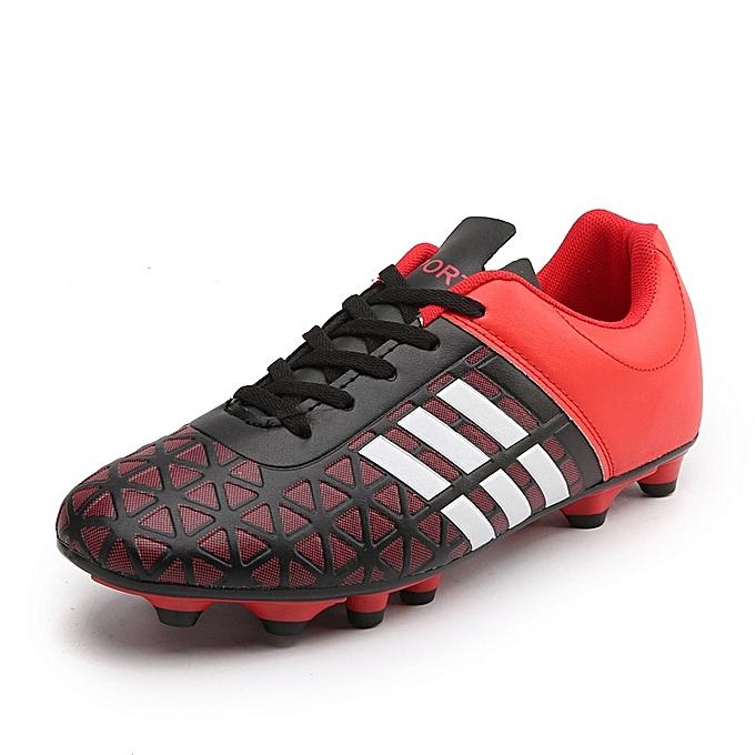 Autre Men Soccer Training chaussures Football Sports chaussures à prix pas cher