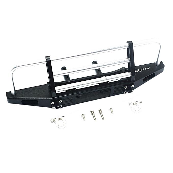 Generic Adjustable Front Bracket Bumper for 1 10 Traxxas TRX4 SCX 10 90046 RC Car à prix pas cher