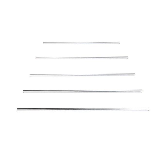UNIVERSAL OD 15mm CNC Linear Rail Cylinder Shaft Optical Axis Smooth Rod Cylinder Shaft 100mm à prix pas cher