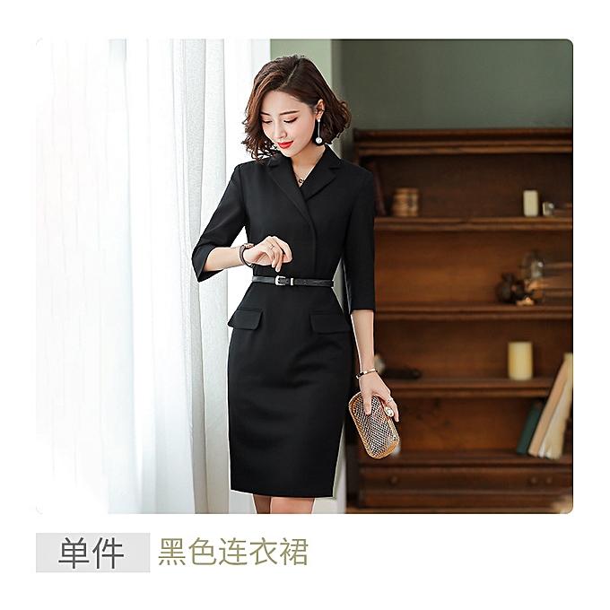 mode femmes& 039;s Professional sac Hip Robe - noir à prix pas cher