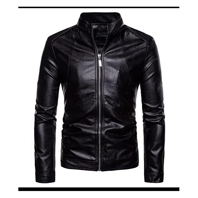 b7e16e7cf2d5 Commandez Générique jacket de cuir. à prix pas cher   Jumia Maroc