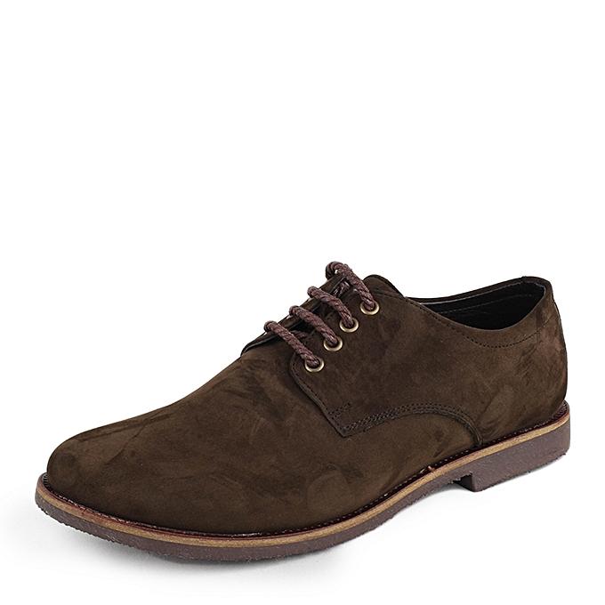 5f60d9fe47cc0 Commandez Miles Chaussures classe sport-Marron à prix pas cher ...