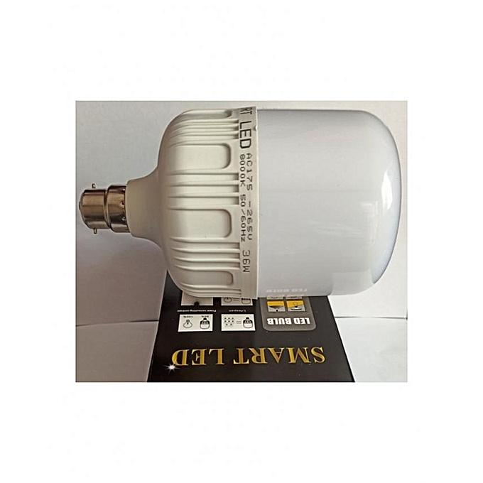 Generic 5 Ampoules LED 36W Normale- SMART LED à prix pas cher