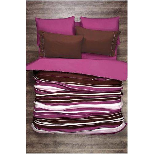 autre parure de lit 7 pi ces zebre fushia acheter en ligne jumia maroc. Black Bedroom Furniture Sets. Home Design Ideas