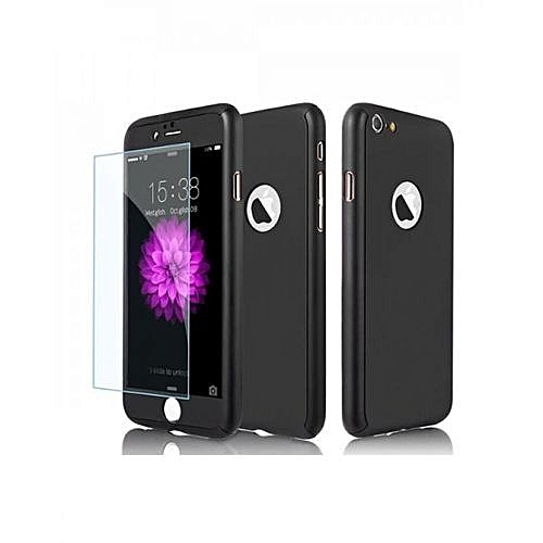 coque 360 iphone 6 noir