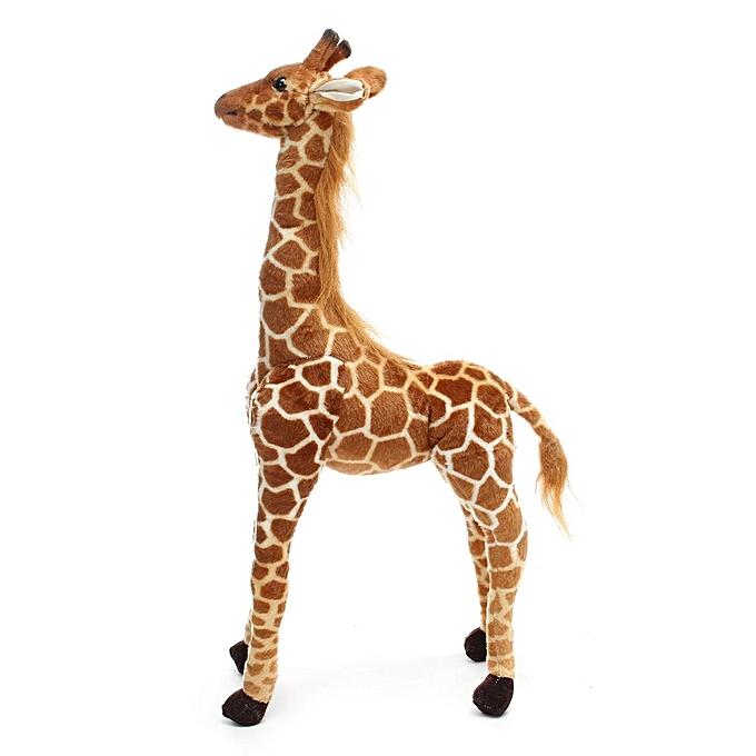 UNIVERSAL Giraffe doll simulation animal 60cm à prix pas cher