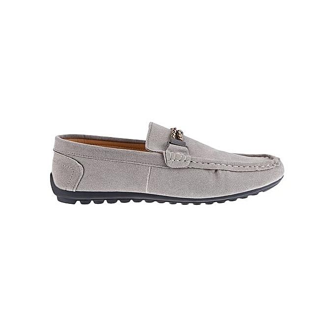 Fashion Casual Pure Color Buckle Design Male Flat Shoes prix à prix Shoes pas cher  | Black Friday 2018 | Jumia Maroc 51e5f4