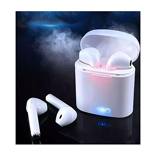 Commandez Générique Écouteurs Sans Fil Bluetooth Double Oreille à ... dea16823b4f5