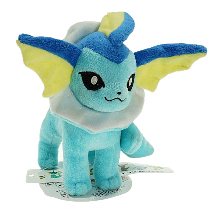 Autre Umbreon Eevee Espeon Jolteon Vaporeon Glaceon Leafeon Squirtle Jigglypuff Animal voituretoon Soft Stuffed Plush Toy Dolls(marron) à prix pas cher