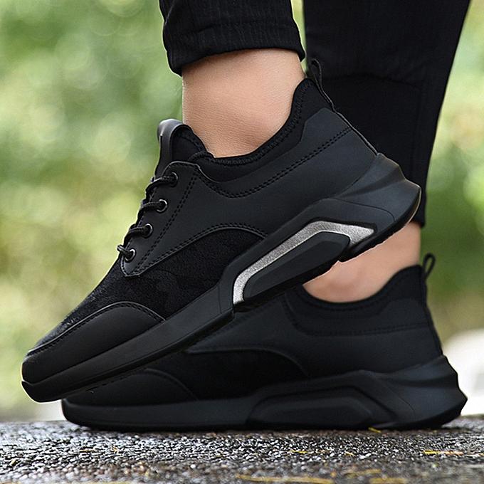mode jiahsyc store Hommes's Décontracté Comfortable respirant Board chaussures Athletic paniers chaussures à prix pas cher