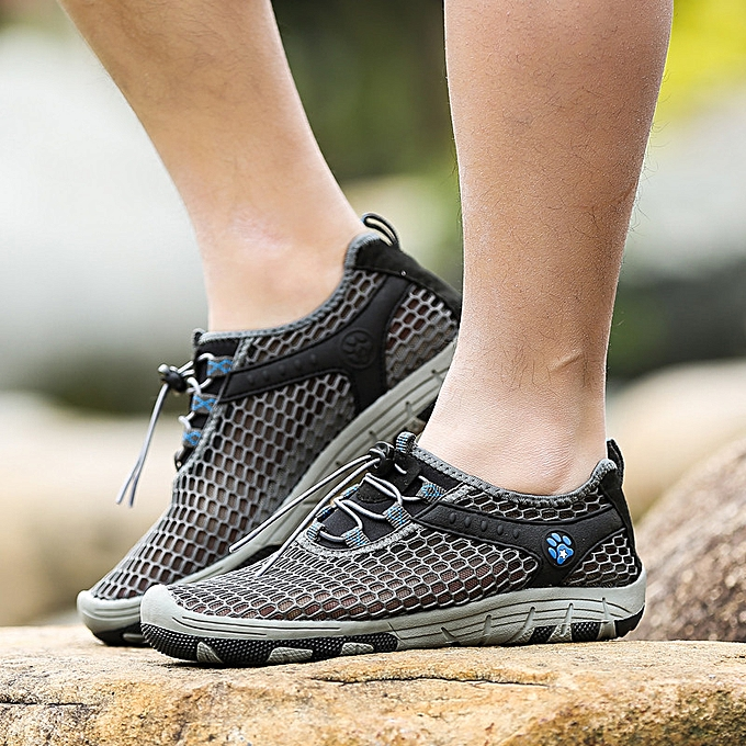Fashion jiahsyc store New Men's chaussures Mesh chaussures Leisure Sports chaussures Are Breathable In Summer chaussures à prix pas cher