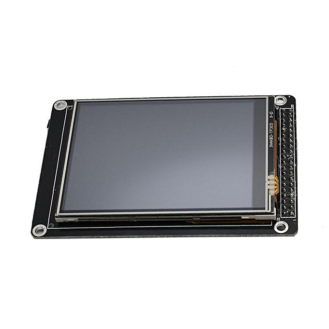 Generic 3.2 TFT LCD Display Touchscreen Micro SD for Arduino UNO MEGA 2560 R3  à prix pas cher