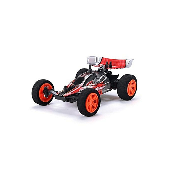 GENERAL Velocis 2.4G 1 32 USB Charging Support Mutiplayer RC Racing voiture - rouge à prix pas cher