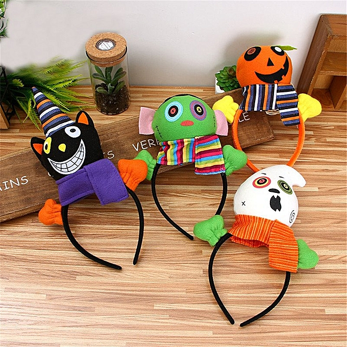 UNIVERSAL HalFaibleeen Costume Party Hair Clasp Costplay Costume Ball Robe Up Decoration Toys-B style à prix pas cher