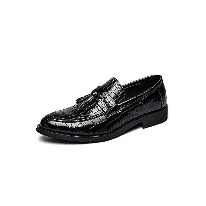 Blivener Pleather Fashion Casual Dress Toe Pointed 's Prix Shoes ASHqgpRaW