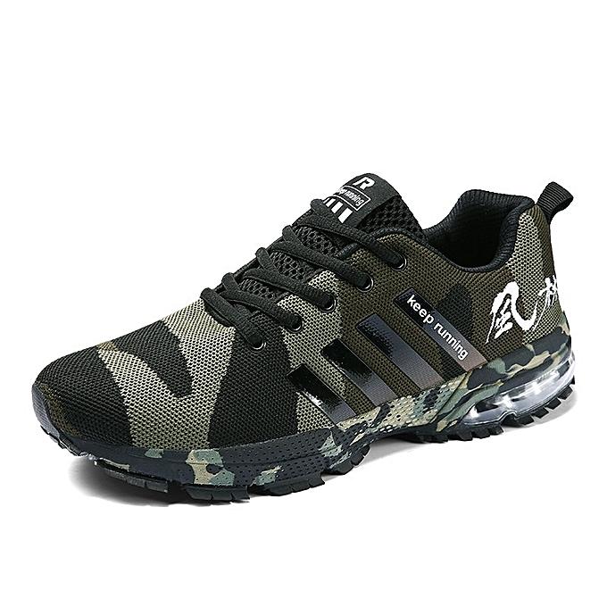 Autre Couples Air Cushion Sports chaussures Marathon Running chaussures à prix pas cher