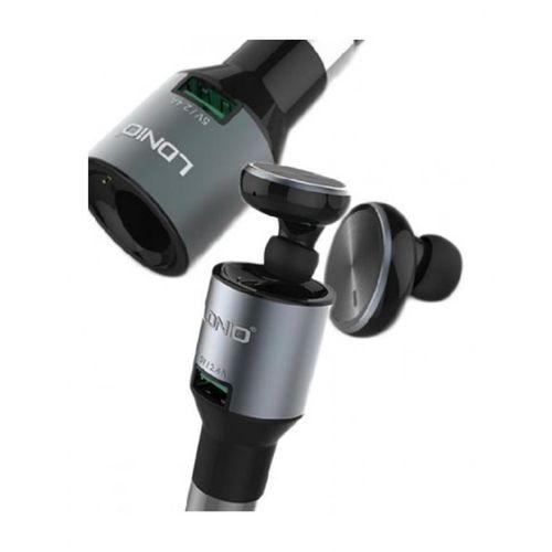 Oreillette Bluetooth V4 0 Jabra Storm: LDNIO Chargeur Avec Oreillette Sans Fil 2.4A-CM20 Mains