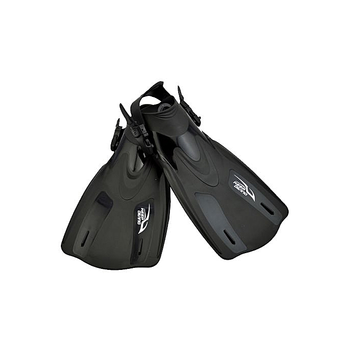 Generic KEEP DIVING Adjustable Scuba Diving Fins For Adult femmes Or Men Swimming Training Equipment chaussures Snorkeling Flippers(M) à prix pas cher