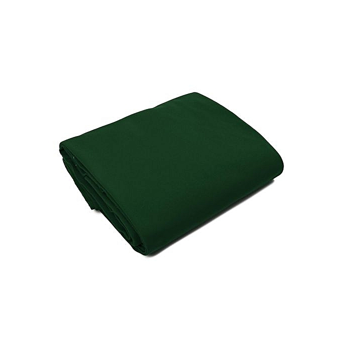 OEM 9ft (380cm)Worsted Billiard Pool Table Cloth Billiard Felt with Cushion Rail à prix pas cher