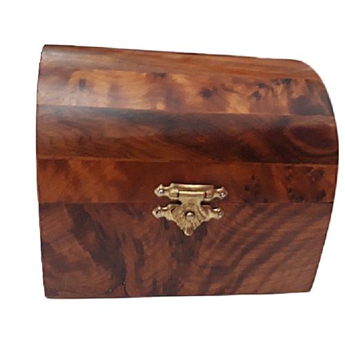 cf4cd0cfc52c Magnifique boite à bijoux, de fabrication artisanale, en bois de thuya -  Araar decor