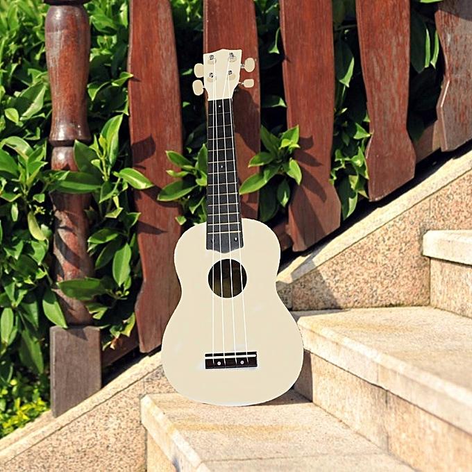 OEM 21inch hawaii ukulélé instrument de musique en bois soprano guitare instrument faire votre propre d à prix pas cher