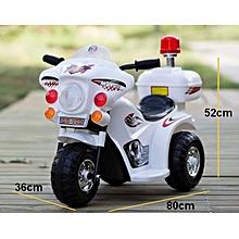 Motocycle tricycle Electrique rechargeable pour Enfants, scooter moto 1  place 57b0f2660a1f