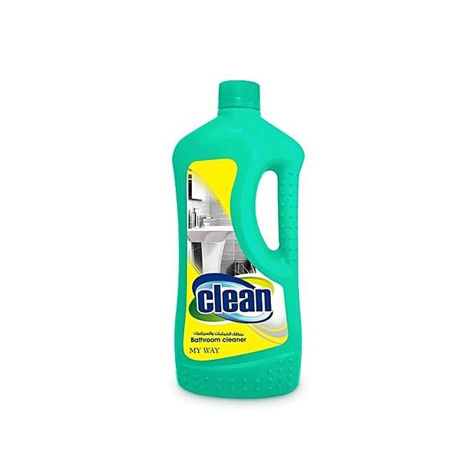 Clean nettoyant pour salle de bain et c ramique 700 ml for Nettoyage salle de bain